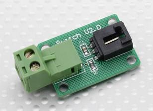 Kingduino 2-pin terminale dell'interruttore