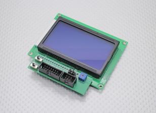 LCD 12864 V2.0 Modulo per Kingduino