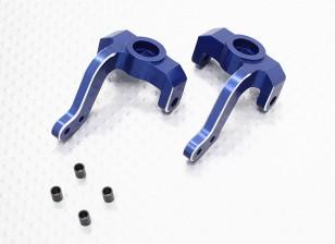 Aluminium Steering Arm Set - 1/10 Quanum Vandal 4WD che corre carrozzino