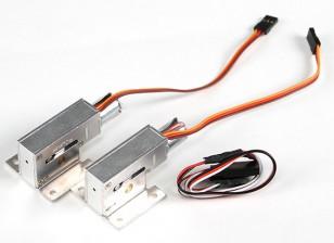 Turnigy Full Metal Servoless Retracts (pin 4 mm)