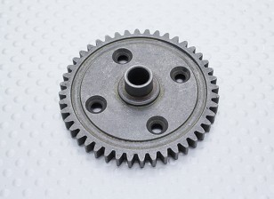 44T Spur Gear - Nitro Circus Basher scala 1/8 Monster Truck, Sabertooth Truggy