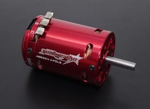 Trackstar 540 Dimensioni 4 poli 4850KV Sensored motore