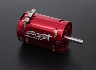 Trackstar 540 Dimensioni 4 poli 5600KV Sensored motore