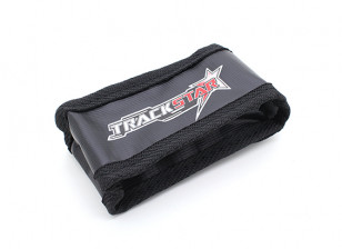 Caso Trackstar ignifugo Lipo bagagli (105 x 55 x 30mm)
