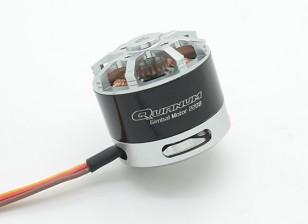 Quanum 2208 Precision Brushless giunto cardanico del motore (GoPro formato 100-200g)