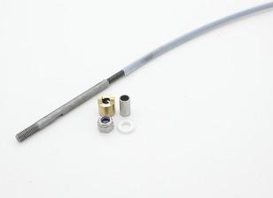 3 * 310 millimetri Flex Shaft Set Per Quanum Aquaholic Brushless a V profondo Offshore