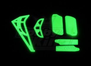 HK-450 Glowing Tail e insieme della luce (Allineare parte # HS1275)
