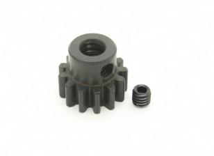 13T / 5mm M1 acciaio temperato pignone (1pc)