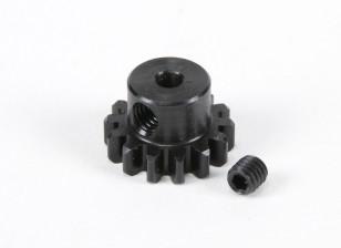 14 / 3,175 millimetri M1 acciaio temperato pignone (1pc)