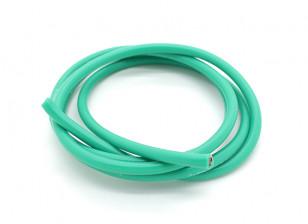 Turnigy Pure-silicone filo 12AWG 1m (verde)