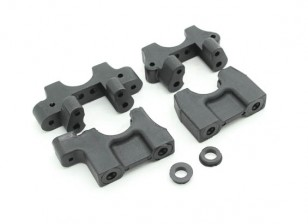 montaggio diff.bearing Centrale - Basher Sabertooth 1/8 Scala