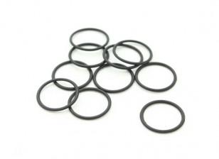 O-ring per sterzo Braccio 9x.8mm (10) - Basher Nitro Circus1 / 10 SCT