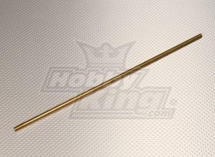 Brass Prop Shaft manica 6 mm x 300 millimetri (1pc)