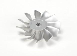 Dr. Mad 90 millimetri di spinta Fusioni in lega di alluminio Rotor