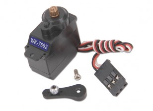 Elicottero Walkera GPS G400 - Sostituzione Digital Servo (WK-7602)