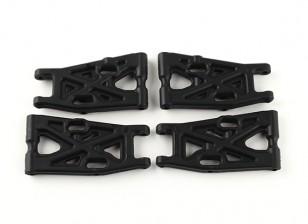 F / R Lower Susp. Arms set (4 pezzi) - A3011