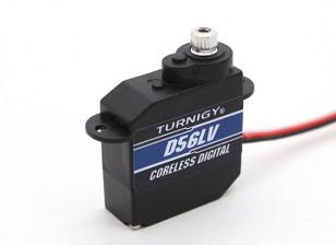 Turnigy ™ TGY-D56LV Coreless bassa tensione DS / MG Servo 0.89kg / 0.10sec / 5.6g