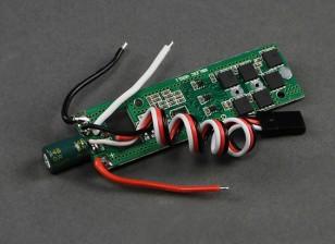 Quanum Nova FPV GPS Waypoint QuadCopter - Speed Controller (luce rossa)