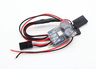 Turnigy 3-in-1 Battery Monitor, perdita di segnale e perso aeroplano allarme