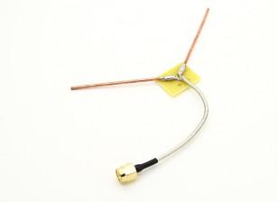 1.2GHz 120 ° Flying V Antenna (RP-SMA)