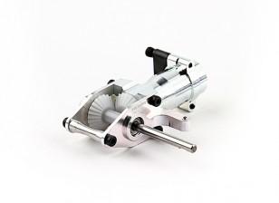 Tarocchi 450 unità PRO Tail metallo (Torque Tube Version) - argento (TL45038-03)
