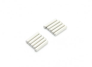 BSR corsa M.RAGE 4WD M-Chassis - Pin 2x10mm (10pz)