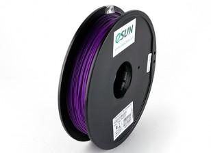 Filament stampante ESUN 3D Viola 1,75 millimetri PLA 0.5KG Spool