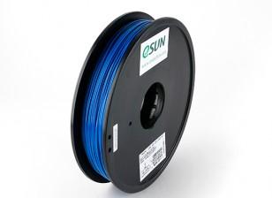 Stampante 3D ESUN filamento blu 1,75 millimetri ABS 0.5KG Spool