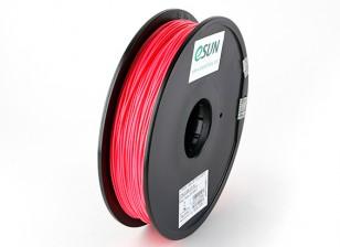 Stampante 3D ESUN filamento rosa 1,75 millimetri ABS 0.5KG Spool