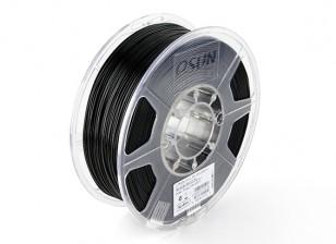 Filament stampante ESUN 3D Nero 1,75 millimetri PLA 1KG Rotolo