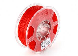 Stampante 3D ESUN filamento Red 1,75 millimetri PLA 1KG Rotolo