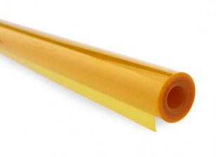 Coprendo pellicola trasparente Burnt Orange (5MTR) 202