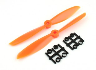 Gemfan Elica 6x4.5 Orange (CW / CCW) (2 pezzi)