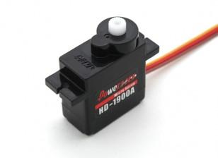 Potenza HD 1900A Servo 1,7 kg / 0.08sec / 9g