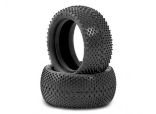 di JCONCEPTS Double Dee 1 / 10th 4WD Buggy ant - Nero (Mega Soft) Compound