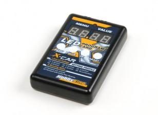 HobbyKing® ™ X-Car Bestia serie Digtal LED Display Scheda Programma
