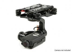 Quanum 3-Axis Mobius Camera Based giunto cardanico