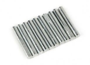 Ritrarre Pins per Main Gear 5mm (10 pc per sacchetto)