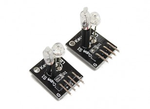 Keyes Kingduino magica compatibile Coppa Luce Moduli KY-027 (2pc)
