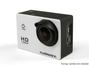 paraluce fotocamera per la Turnigy camma di azione, SJ4000 e SJ4000plus telecamere