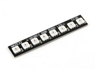 Light Board LED WS2812 per CC3D e Naze32