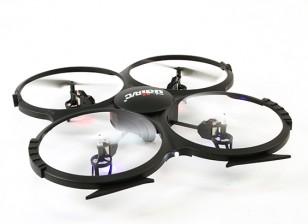 UDI-RC RU818A Quadcopter con videocamera HD