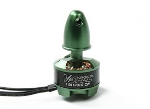Multistar V-Spec 1104-3600KV Multi-rotore del motore (CW)