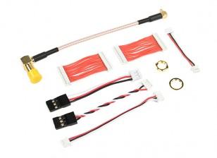 ImmersionRC Vortex 250 Pro Set Cavo
