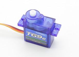 1.5kg Turnigy ™ TG9e Eco micro servo / 0.10sec / 9g