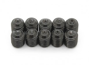 Metallo Grub vite M5x6-10pcs / set