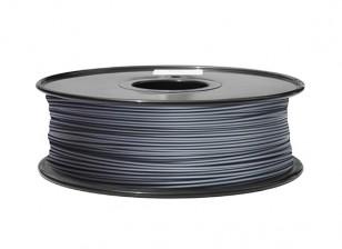 Dipartimento Funzione 3D filamento stampante 1,75 millimetri di metallo composito 0.5kg spool (alluminio)