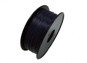 Dipartimento Funzione 3D filamento stampante 1,75 millimetri PLA 1KG spool (cambia colore - viola al rosa)