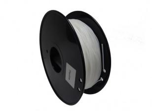 Dipartimento Funzione 3D filamento stampante 1,75 millimetri flessibile 0.8kg spool (bianco)