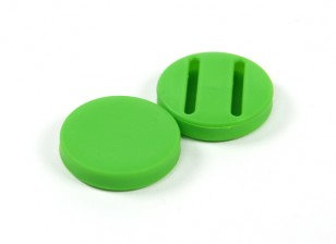 Custodia in silicone per Loc8tor Mini Tag Homing (verde)